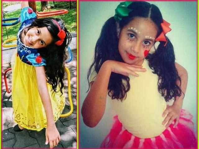fantasia de branca de neve, fantasia de boneca de pano, maquiagem boneca, look boneca, carnaval, halloween