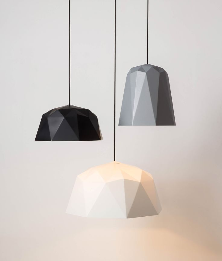 See our beautiful range of geometric pendant lights - inspired by Japanese mountains.