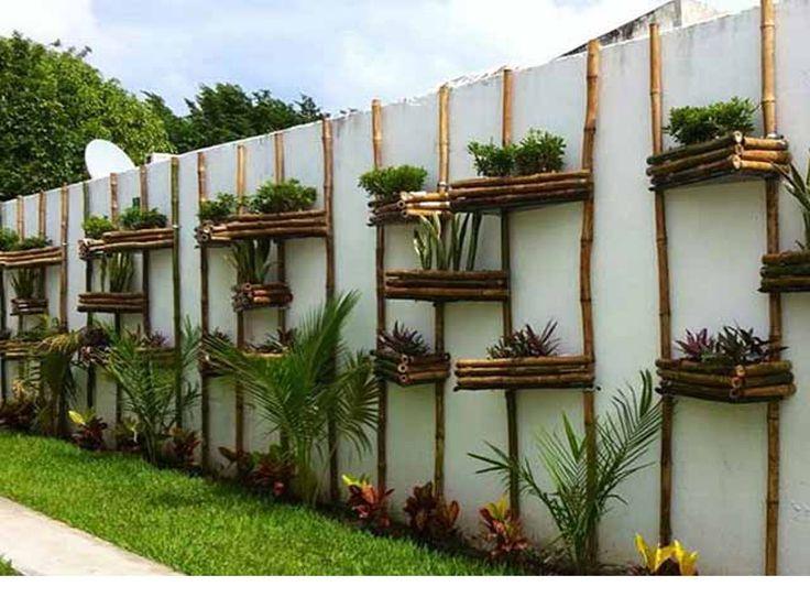 50 идей для сооружения и оформления красивого забора на даче - Ярмарка Мастеров - ручная работа, handmade