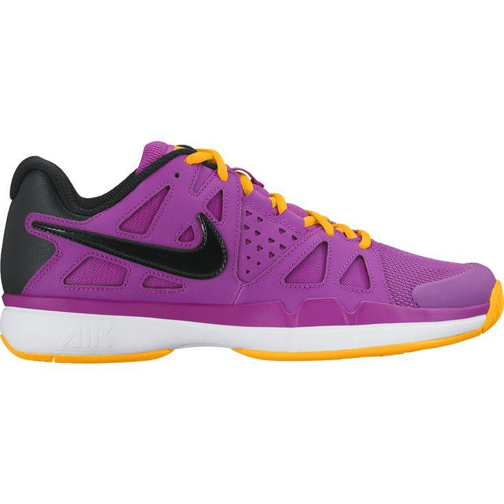 Nike Air Vapor Advantage Women's Tennis Shoe Hyper Violet / Orange