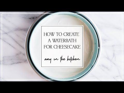 Vanilla Bean Cheesecake with White Chocolate Mousse. This is a Cheesecake Factory Copycat recipe! The BEST eggless cheesecake recipe EVER!!