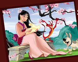 Mulan Dress Up Games Online | ... mulan mulan fire away mulan dress up mushu rocket rush princess mulan