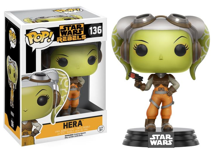 Pop! Star Wars: Rebels - Hera