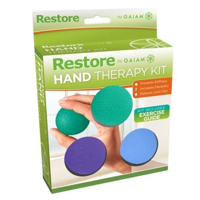Giaim Restore Hand Therapy Kit - Multicolor