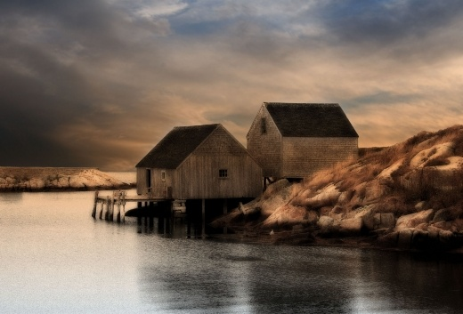 """THE COVE Photograph, Archival Ink Jet, 10.8""""h x 16.0""""w $210"""