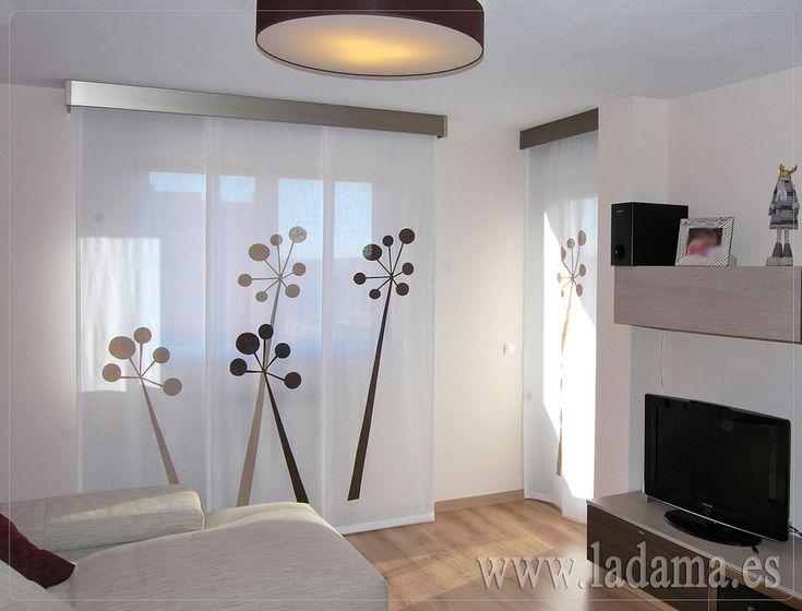 cortinas habitación moderna - Buscar con Google
