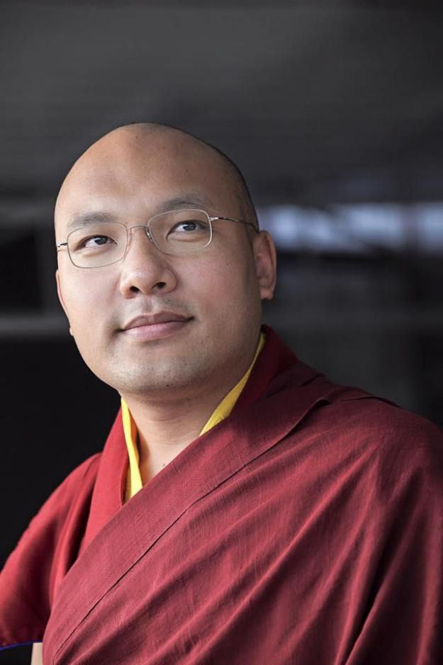 Going with the flow of events ~ 17th Karmapa http://justdharma.com/s/mea5e  When, because of external or internal circumstances there comes some sort of a change, we need to be able to go along with that change. So whatever happens, we go with the flow of events. If we are able to do this, then in our own mind we can be more relaxed. We can be more expansive. When we go along with that we can be comfortable, relaxed and spacious in our minds. If we are able to do this then we are able to be…