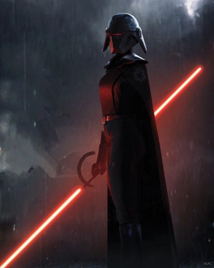 Star Wars Jedi Fallen Order Promo Art – Second Sister