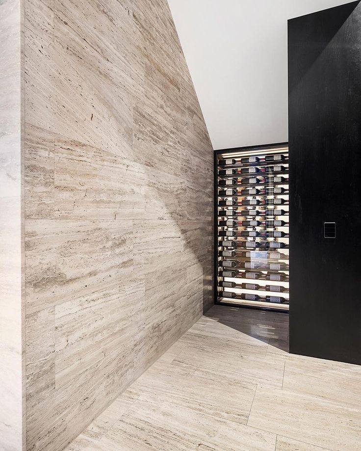 "96 Likes, 4 Comments - CDK Stone (@cdkstone) on Instagram: ""It's Friday! Wouldn't you love to have a cellar like this in your home for the weekend? 😍 . Vein…"""