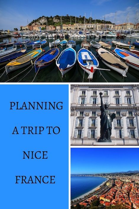 Planning A Trip To Nice | The Diary Of A Jewellery Lover Including the Massena Museum, Vieux Nice, and Promenade des Anglais