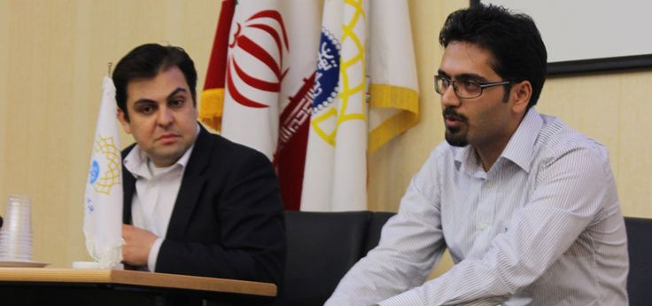 Fireside chat between sarvcrm.com team and startup team in Iran - August 2014