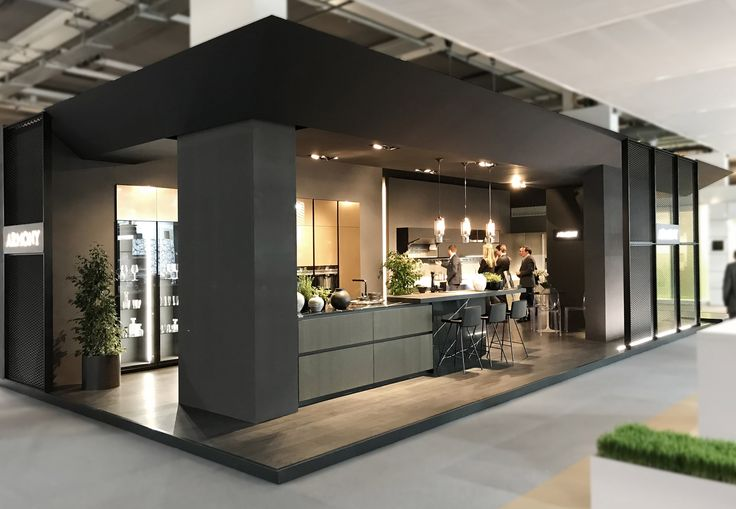 SWISSBAU 2018 - Basel, Switzerland  Armony continues to export Italian design; this time we stepped into the heart of Europe, exhibiting at Swissbau 2018, in Basel. The event is one of Europe's leading trade shows for the construction industry and interior design sector. #armonycucine #madeinitaly #interiordesign #kitchen #kitchendesign #interior #cuicines @cucine #exhibitions #axhibition #fair #black #metal # #architecture #architecturelovers