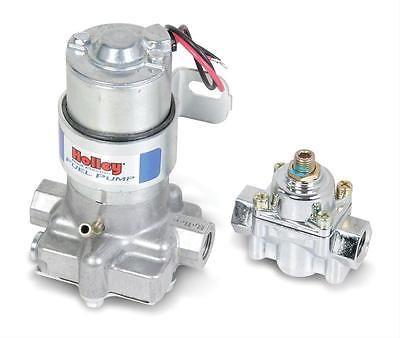 Holley Blue Electric Marine Fuel Pump 70 GPH 14 PSI 712-802-1