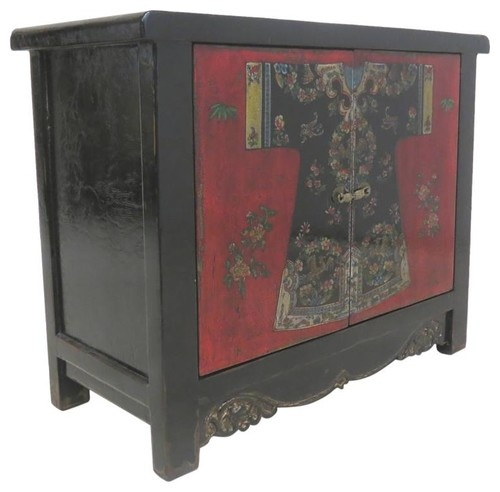 Madera Home Kimono Cabinet - asian - buffets and sideboards - los angeles - Madera Home