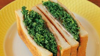 ボリューム感が◎!ごちそう級のサンドイッチレシピ|料理家レシピ満載【みんなのきょうの料理】NHK「きょうの料理」で放送のおいしい料理レシピをおとどけ!