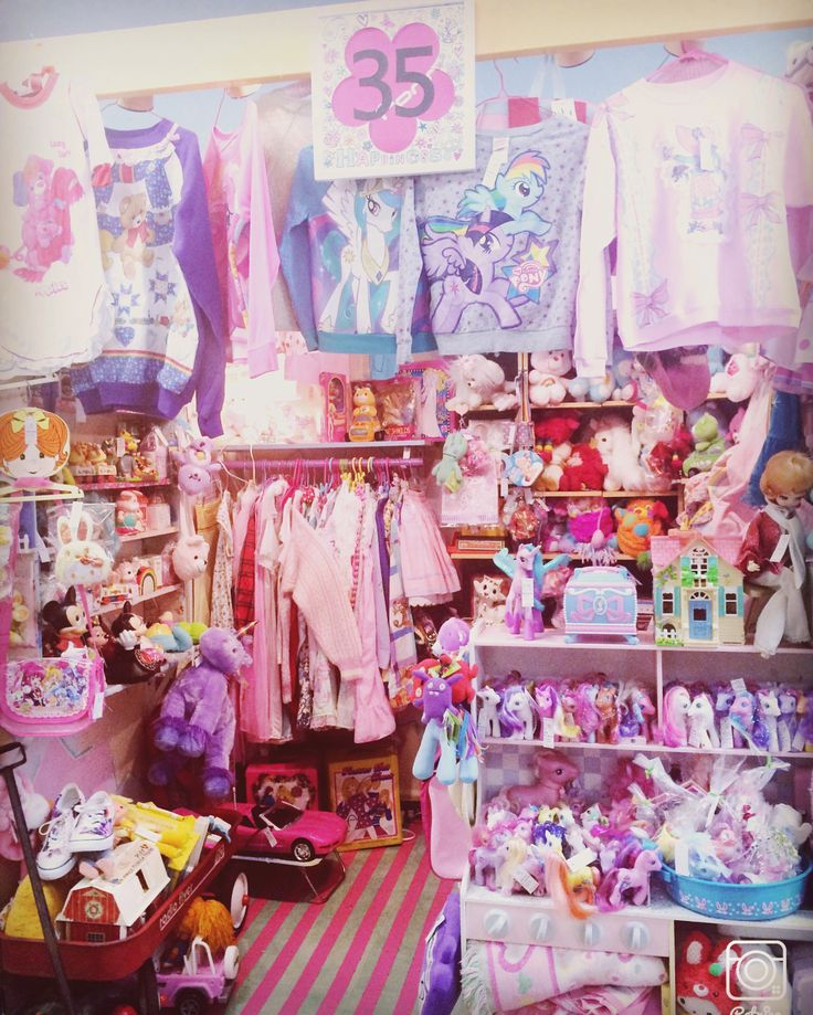 I went to this Kawaii Store in the Orange Circle Antique Mall. Its called Happiness 35 and they sell My Little Ponies, J-fashion, Fairy Kei, and lots of cute pastel knick knacks. A must-see!