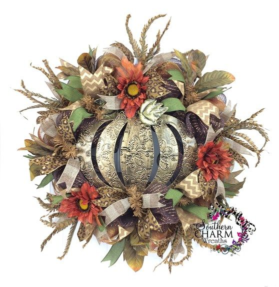 Deco Mesh Fall Wreaths For Sale Christmas Deco Wreaths