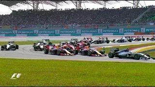 Meilleurs moment du FORMULA 1 PETRONAS Malaysia Grand Prix 2014  Race Highlight from the FORMULA 1 PETRONAS Malaysia Grand Prix 2014