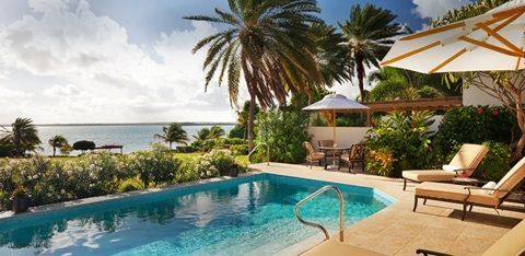 Rosewood Villas | Caribbean Luxury Villas. Whispering Palms Villa. Great for families that need a lot of space. Love the rolling lawns from the pool to an intimate beach. Jumby Bay