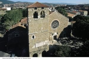 Cathedral of San Giusto | PromoTrieste - Tourism Holiday Congress