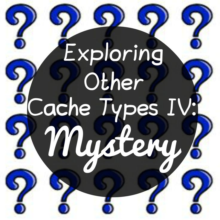 Don't know where to start with mystery geocaches? Check out my geocaching blog for some tips.