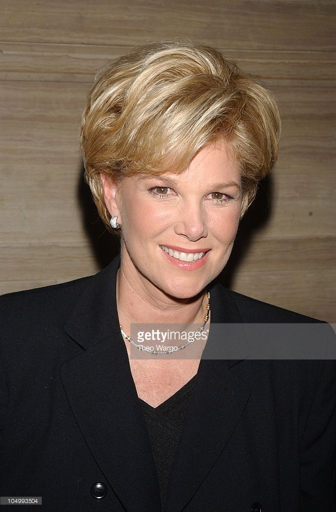 Joan Lunden during Ali Screening Party at Le Cirque in New York City at Le Cirque in New York City, New York, United States.