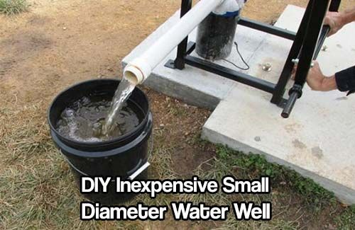 borehole pump installation instructions