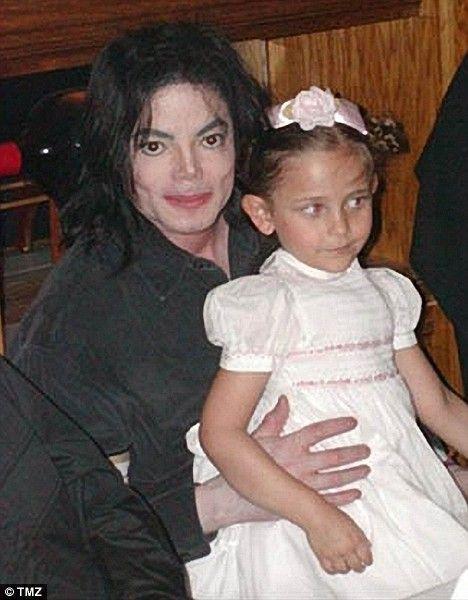 Michael and Paris. ♥