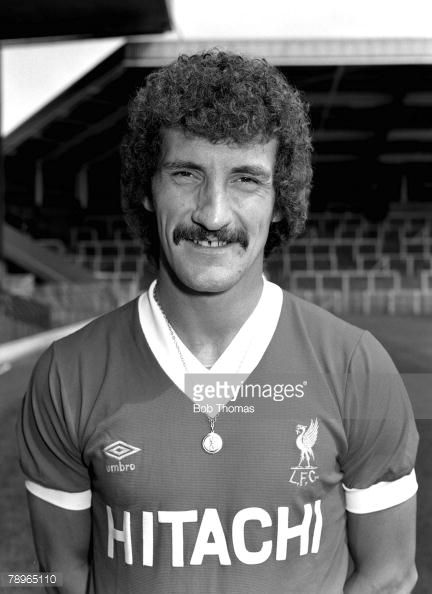 Liverpool FC Photocall A portrait of Terry McDermott