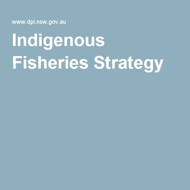 Indigenous Fisheries Strategy