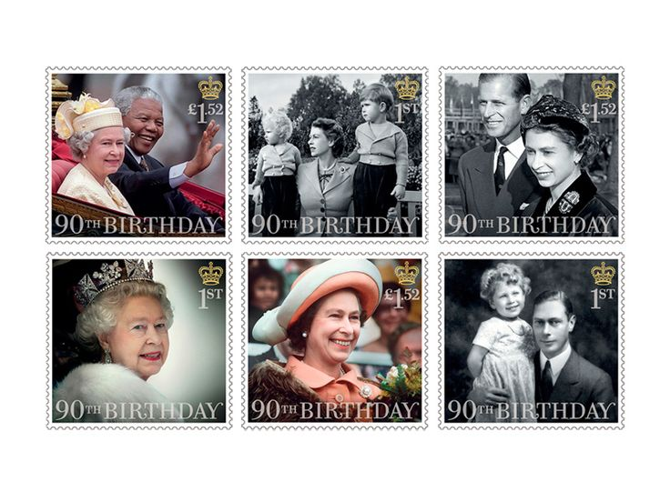 COLLECTORZPEDIA HM The Queen's 90th Birthday