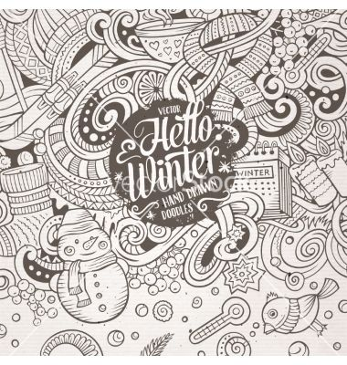 cartoon-cute-doodles-winter-season-frame-design-vector-11710543.jpg (380×400)