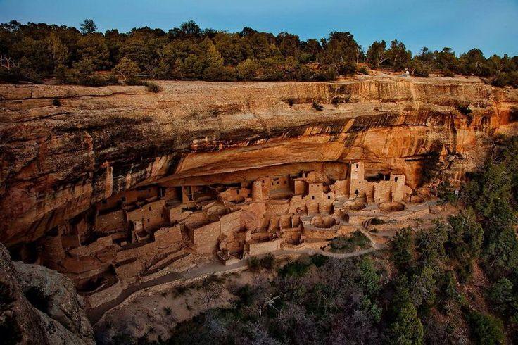 Mesa Verde, SUA