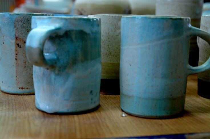 new mugs..