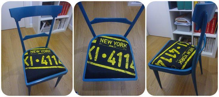 NY Chair