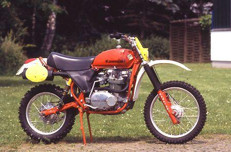 Witthöft-Kawasaki Z751-GS von 1978