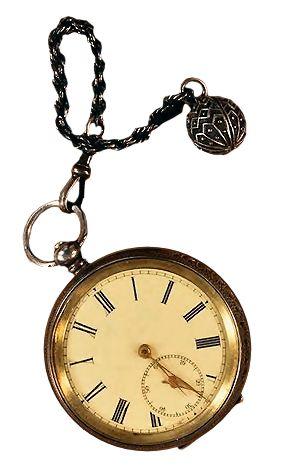 Relógio Antigo de Bolso