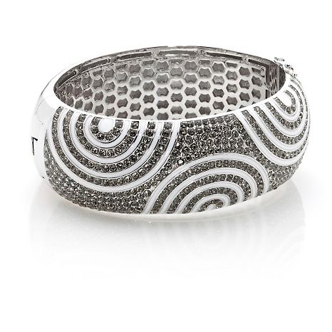 Akkad pav deco dame circle design bracelet sparkle for Bellissima jewelry moschitto designs