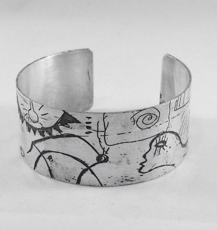 Picasso Cuff