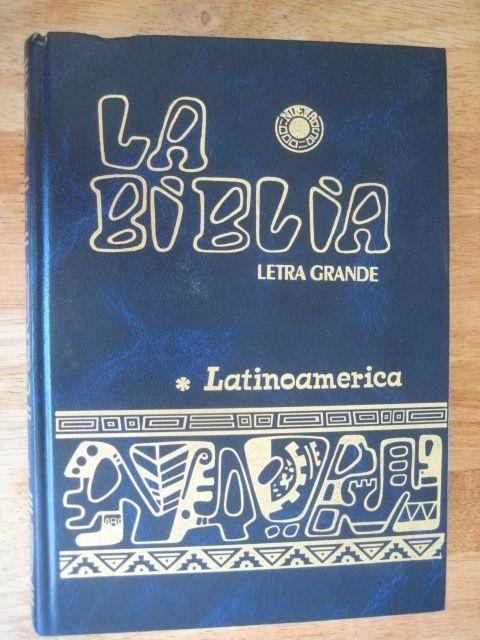Biblia Catolica Latinoamericana (Edición Pastoral) Biblia de tamaño grande. | Books, Nonfiction | eBay!