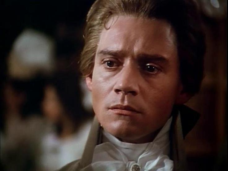 "Anthony Andrews as Sir Percy Blakeney ~ The Scarlet Pimpernel ~ ""Sink me!"""