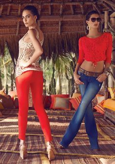 Resultado de imagen para jeans mujeres cinturon flickr