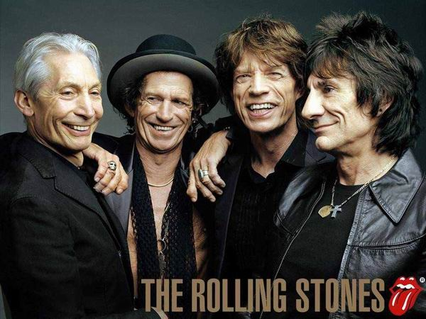 The Rollong Stones