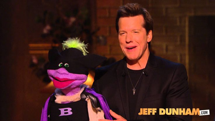 Jeff Dunham -- Peanut is Batnut! -- Minding the Monsters (+playlist)