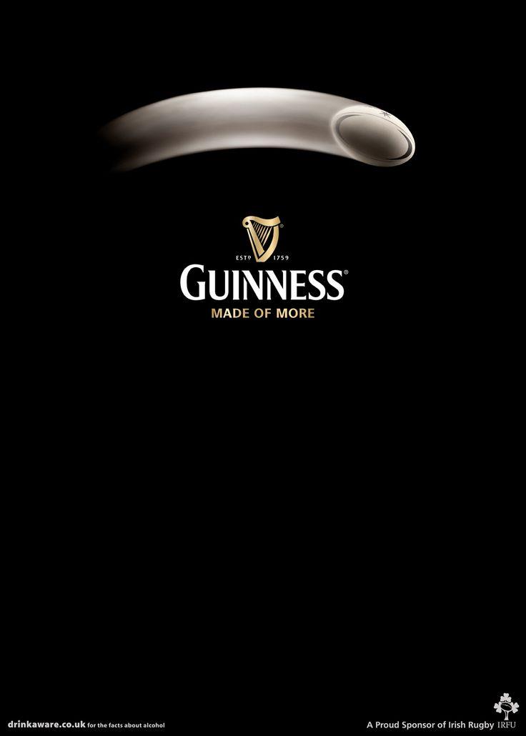 Guinness: Pint Pass Advertising Agency: Irish International BBDO, Dublin, Ireland Art Director: Paddy Geraghty Copywriter: Bernie Martin Photographer: Simon Burch Retoucher: Stanley's Post Published: February 2012