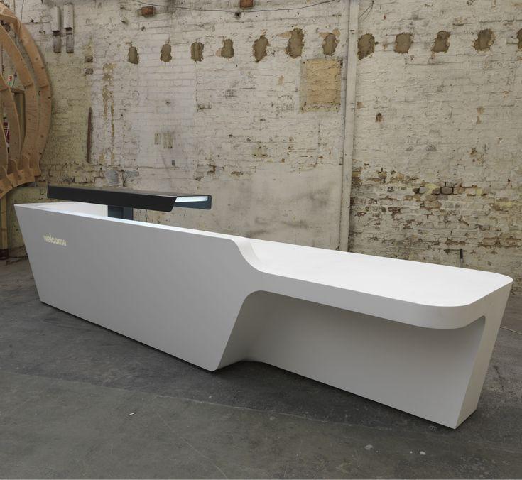 Banque d'accueil Mono Desk