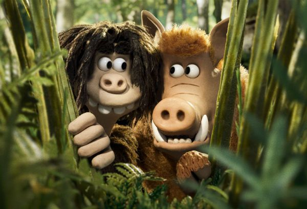 Nick Park on Early Man - and the inspiration behind Wallace and Gromit