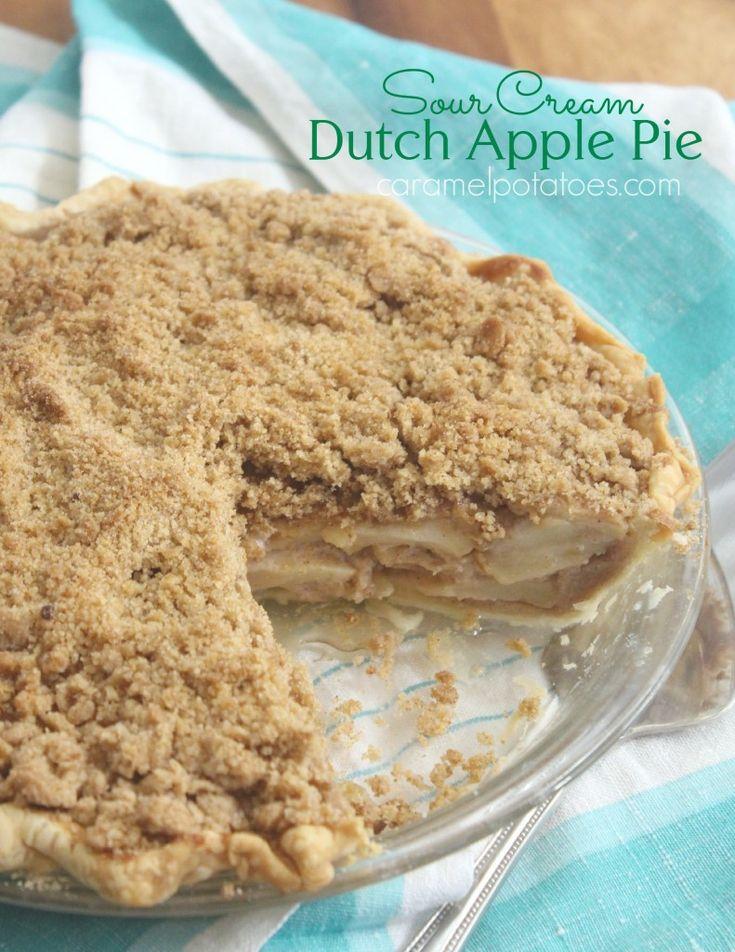 Dutch apple pies on Pinterest | Dutch apple cake, Dutch apple pie ...