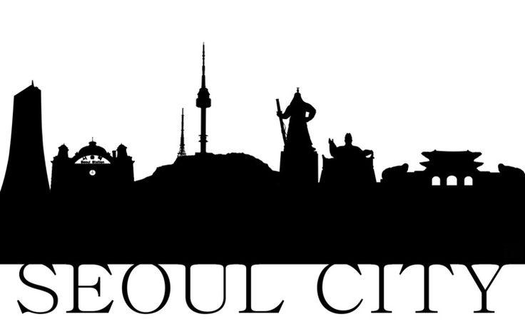 서울 스카이라인(Seoul skyline, Korea) -창의적 아이디어 제작 공동체 :JideaFactory 제작
