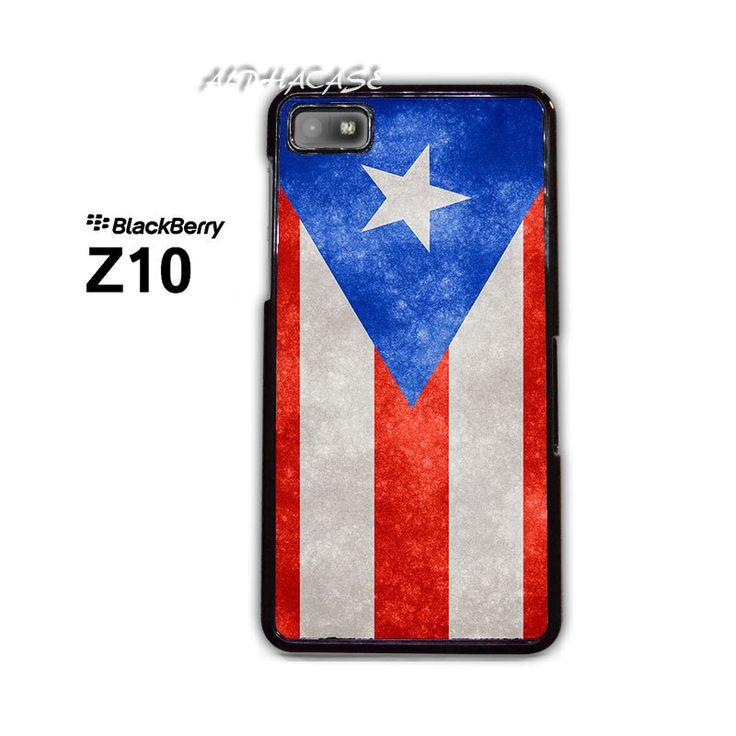 Puerto Rican BB BlackBerry Z10 Z 10 Case